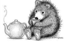 Bears Illustrations / Art 2
