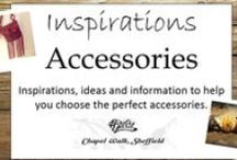 ACCESSORIES inspirations / Advice, information and ideas for accessories like the ones you can find at Bird's Yard.