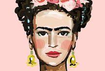 Art Inspiration - Ist das Kunst? / Grafiken, Portraits, Typografie und Wasserfarben gehören zu meinen Liebsten im Bereich der Kunst