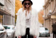 Fall Winter Style Inspiration / Outfit-Inspirationen für die kalten Jahreszeiten Herbst und Winter
