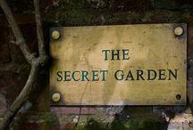 **Je suis dans le jardin**