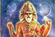 Hindu Deities / Hindu Gods & Goddesses