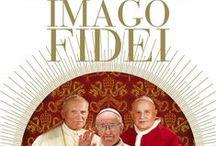 """Imago fidei: trzej papieże śladami Piotra. Jan XXIII, Jan Paweł II, Franciszek / """"Ty jesteś Piotr, i na tej Skale zbuduję Kościół mój"""""""