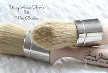 Annie Sloan Chalk Paint / Painting and more
