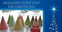 Christmas / All things Christmas! Party decoration ideas, party themes, crafts and much more!