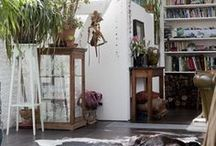 Bird's Yard loves...unique homes / Unique and individual places we love at Bird's Yard