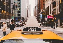nyc trip / by Taylor Burns