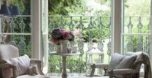 French interiors / French properties often have a charming decoration. The style can be rustic, romantic and cosy. It is in general very warm and pleasant to stay in a French property for holidays.