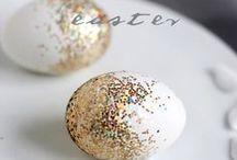 Easter // Ostern / Easer inspirations, diys, food and recipes // Osterinspirationen, DIYs und Rezepte