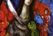 Art Marc Chagall