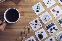 Sosyopix'le Kahve Arası / Hayatın en güzel ve kurtarıcı anları burada.  'Anılarım, kahvem. E, nerede benim fotoğraf makinem!?'