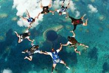 """EXTREME SPORTS / On my profile, if you like, also see other boards about  Sport, Gymnastics, Ice-skating, Swimming, Surf, Tennis, Extreme Sports, Diving, Climbing, Parkour, Human Body ... """"Water Under Water"""", Photos, Aerial Views ..."""