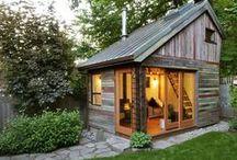 tiny houses / tiny houses