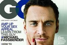 FASSBENDER covers / magazines / On my profile, if you like, also see OTHER BOARDS ABOUT MICHAEL: Portraits, Photo shoots, Movies, TV series, Candids, gifs, Clips, With Alicia Vikander, Family, Sport, Fan art, With fans ... 300 ... X-Men ... Jane Eyre... Assassin's Creed ... The Light Between Oceans ...Trespass Against Us ... Alien Covenant... Song to Song ...