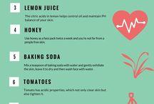 Skin and health benefits