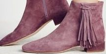"""Shoes - Boots - Sandals / If you like, also see """"Style"""", """"Bags"""", """"Coats and Jackets"""", """"Makeup"""",  """"Hairstyle"""", """"Jewelry"""" (shared boards)"""