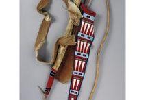 Armes Amérindiennes