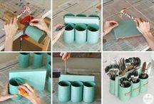 Crafts and DIY - Must make! / by l i s a   j a n e b o y l e