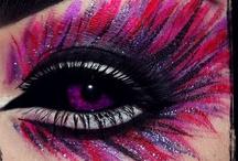 Eyes & Nails / by EVILKARI