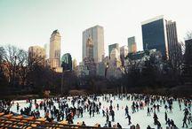 newyorkcity / by Alysha White♣JF