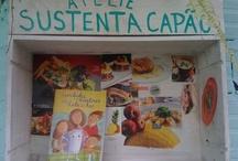 Sustenta Capão / Atelier / Atelier e padaria comunitária, recicla através da coleta seletiva , produz confeitaria e panificação e promove qualidade de vida com ações nas comunidades da Zona Sul.