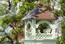 Garden Inspirations / A collection of nice gardeney things to keep in mind for mine!