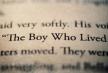 The Boy Who Lived / All things Harry Potter, of course.