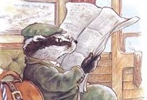 Illustrations / Book illustrations