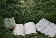 Tranquillity Is a Book / Relaxing set-ups for a perfect read.