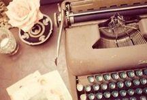 Typewriter / Typewriters