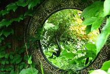 Mystical Portals & Pathways / Mystical pictures and illustrations of portals, doorways and paths into mysterious worlds...