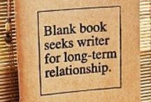 Reader/Writer Humor / Funnies about books, writing, and the literary life.