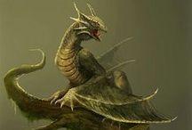 Dragonesque / Dragons