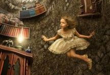 Down the Rabbit Hole / Alice in Wonderland & Through the Looking Glass