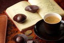 Writer Fuel: Chocolate & Coffee