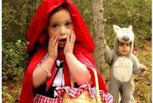 Bookish Costumes / costumes based on fairytales and books of all kinds