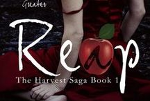 Reap: The Harvest Saga, Book 1 / Amazon US: http://tinyurl.com/pht888t Amazon UK: http://tinyurl.com/kvj83zp Amazon CA: http://tinyurl.com/p6djny5  Nook: http://www.barnesandnoble.com/w/reap-ebook-casey-l-bond/1118930952?ean=2940149395262  http://animoto.com/play/wEjFgIPPVZPTV1ANgQuf4w