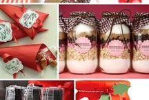 craft kado / presents diy