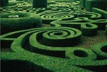 Gardening and garden architectures