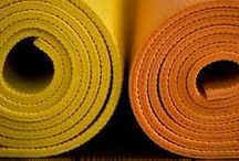 Yoga, Health & Wellness / Yoga mats, kids mats, yoga blocks and more! Whether you are doing bikram yoga, hot yoga, pilates, power yoga, or any other popular types of fitness, we have the selection for you. / by RubberFlooringInc