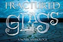 Fractured Glass / Dedicated to the YA SciFi Anthology from Tia Silverthorne Bach, Jo Michaels, Casey Bond, Kelly Risser and NL Greene! http://www.amazon.com/dp/1503226972