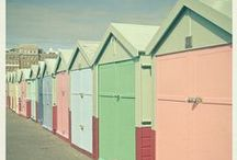 I want to be beside the seaside