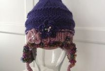 My Knittet hats - Havlykke Design. / Lovely knitted hats for women and children.