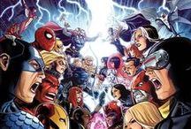 MARVEL , DC OUR HEROES & VILLANS / Superheros and Villans from Marvel and Dc