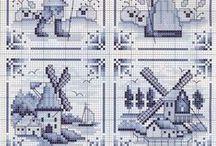 craft borduren / cross stitch