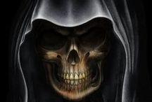Skulls and bones / Good look stuff / by BBW Lover
