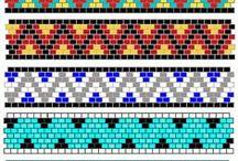 craft kralen weven / weaving beads