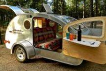 Cc camping caravan