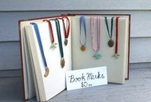 craft amigurumi, borders & bookmarks