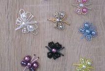 craft kralen rijgen / stringing beads